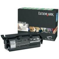 Lexmark Return Programme Toner Black X651A11E