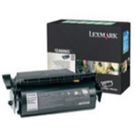 Lexmark T620 30K Corporate Laser Toner Cartridge Black 12A7644