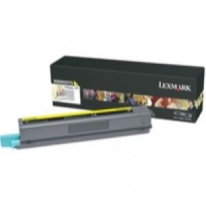 Lexmark X925 High Yield Cartridge Yellow X925H2YG