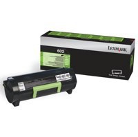 Lexmark 602 Blk Rp Tnr Cart 60F2000 Pk1