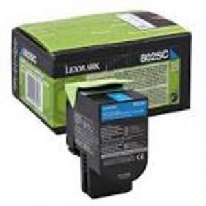 Lexmark Cyan Rp Tnr Cart 80C2Sc0 Pk1