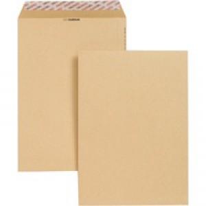 New Guardian Envelopes Heavyweight Pocket Peel and Seal Manilla C4 [Pack 250]