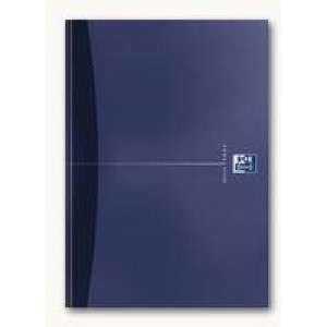 Oxford Casebound Office Notebook A4 192 Pages Ruled Feint N002343