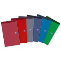 Oxford Reporters Notebook Soft Cover Assorted 100080497