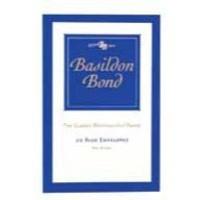 Basildon Bond Small Envelope Blue Pack of 20 100080064
