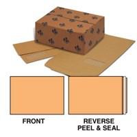 Basildon Bond Watermarked Envelope C5 90gsm Manilla Peel and Seal Pack of 500 B80189