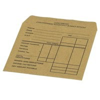 New Guardian Wage Envelope 108x102mm Printed 125gsm Manilla Self-Seal Pack of 1000 E20291