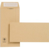 New Guardian Envelope DL Heavyweight 130gsm Pocket Peel and Seal Pack of 500 E26503