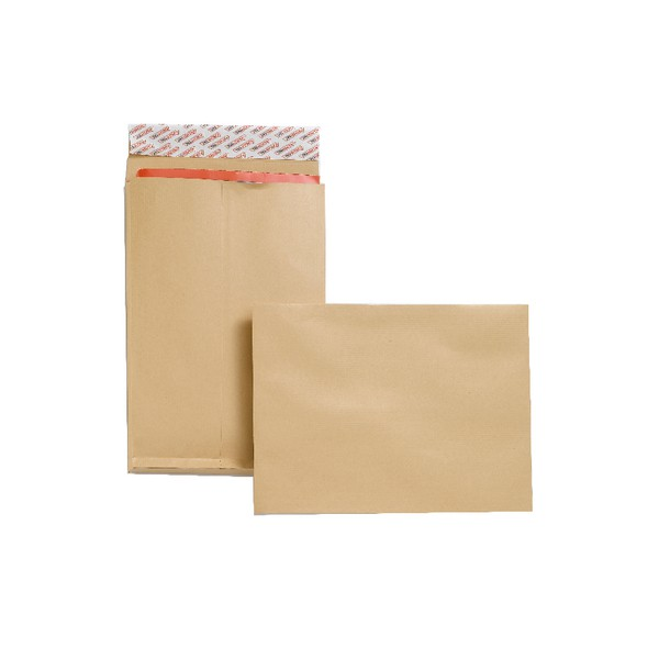 New Guardian Gusset Envelope C4 Peel and Seal Pk 25 F27666