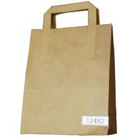 Ambassador Take Away Paper Bag Pack of 250 BAG-SPIC01-A