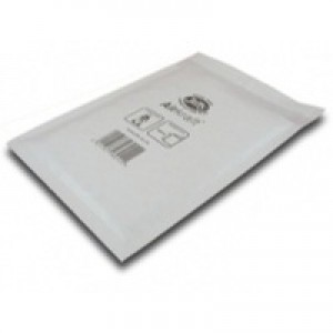Jiffy Airkraft Postal Bags Bubble-lined Peel and Seal No.7 White 340x445mm Ref JL-7 [Pack 50]