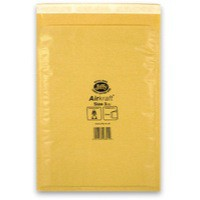 Jiffy AirKraft Bag Gold 220x320mm Pack of 50 JL-GO-3