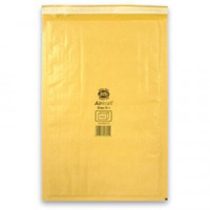 Jiffy AirKraft Bag Gold 290x445mm Pack of 50 JL-GO-6