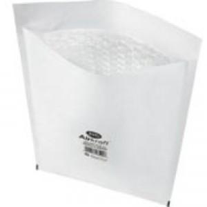 Jiffy AirKraft Envelope Size 0 Pack of 10 White 04889