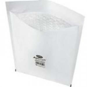 Jiffy AirKraft Envelope Size 1 Pack of 10 White 04890