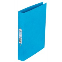 Image for Concord Contrast A4 Laminated Ring Binder Sky Blue 82193