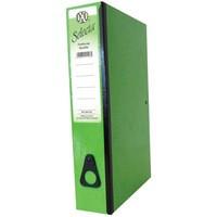 Concord IXL Selecta Box File Foolscap Yellow 264109