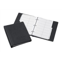 Image for CONCORD ADDRESS BINDER A5 BLACK CD2