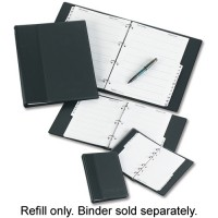 Image for Concord Telephone/Address Binder Refill A5 White 20 Sheets 80601/CD2P