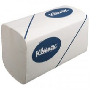 Kleenex Ultra Hand Towel 3-Ply White Pack of 30 6761