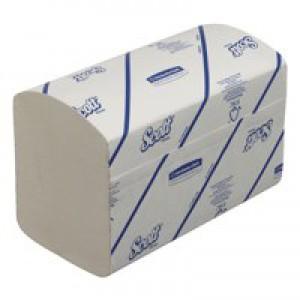 Scott Xtra Hand Towels Small Pk15x320 White 6677