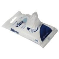 Kleenex Hand/Surface Sanitary Wipes Flow Pack 7782