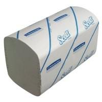 Scott Performance Towel Small White Pack of 15 6689