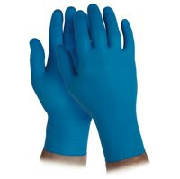 Kleenguard Safety Gloves G10 Arctic Blue Large Pack of 200 90098