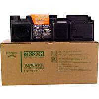 Kyocera FS-7000 Toner Cartridge High Yield Black TK-30H