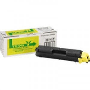 Kyocera Toner Cartridge Yellow TK-590Y