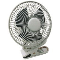 Image for Q-Connect Clip Fan 150mm/6 inch