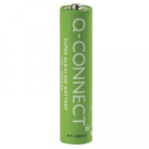 Q-Connect Battery AAA Pack of 4 KF00488