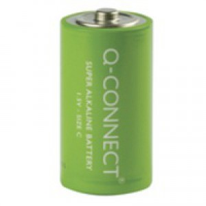 Q-Connect Battery C Pack of 2 KF00490