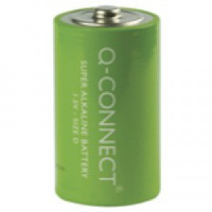 Q-Connect D Battery Pack of 2 KF00491