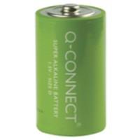 Q-Connect Battery D Pk 2