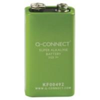 Q-Connect Battery 9V
