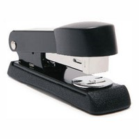 Q-Connect Metal Stapler Half Strip Black