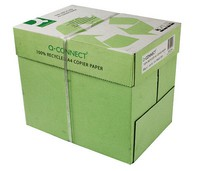 Q-Connect Recycled Copier Paper A4 80gsm 5 Reams White
