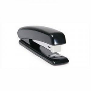 Q-Connect Plastic Stapler Full Strip Black KF01057