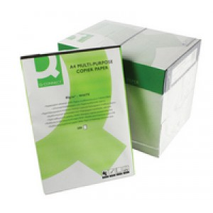Q-Connect Copier Paper A4 75/80gsm White Ream KF01087