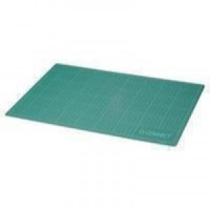 Q-Connect Cutting Mat A2 Green KF01137