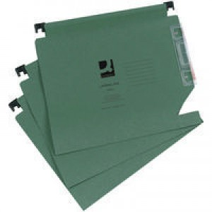 Q-Connect Lateral File 275mm Pack of 25 KF01184