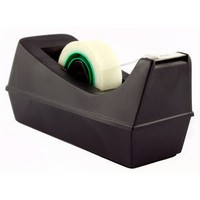 Q-Connect Tape Dispenser for 33 Metre Tapes Black