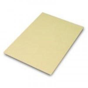 Q-Connect Memo Pad A4 Ruled Feint 60 Leaf Yellow