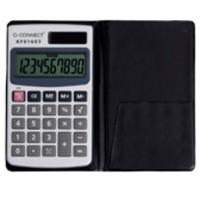 Q-Connect Large Pocket Calculator 10-digit