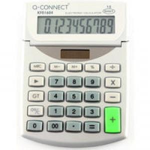 Q-Connect Semi-Desktop Calculator 10-digit KF01604