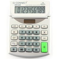 Q-Connect Semi-Desktop Calculator 10-digit