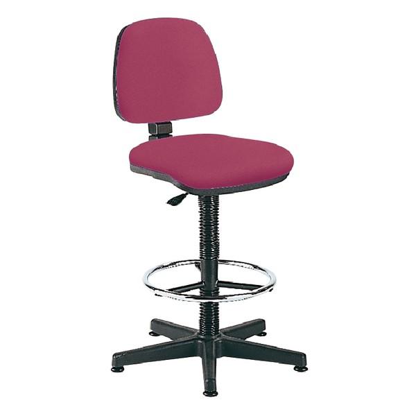 Arista Draughtsmans Chair Claret