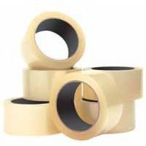 Q-Connect Packaging Tape 50mm x66 Metres Clear