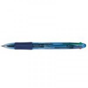 Q-Connect 4-Colour Ballpoint Pen KF01938